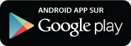 Android App sur Google Play