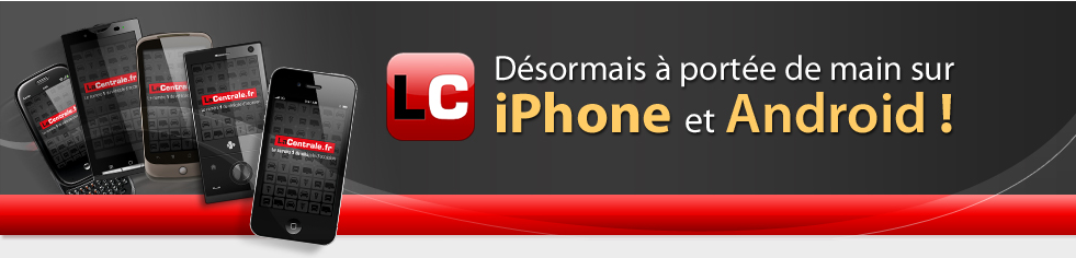 LC Dsormais  porte de main sur iPhone et Android !
