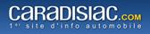 Logo de notre partenaire Caradisiac.com
